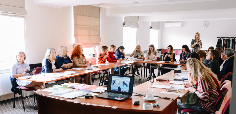 "On September 28-29, training ""Women-leaders of changes: support of regional business initiatives"" was held in Cherkasy region"